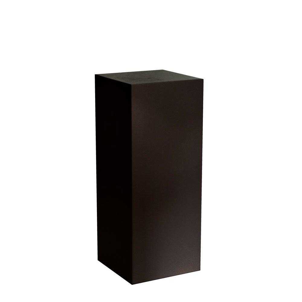 Exhibition Plinth 40 X 40 X 100cm Black