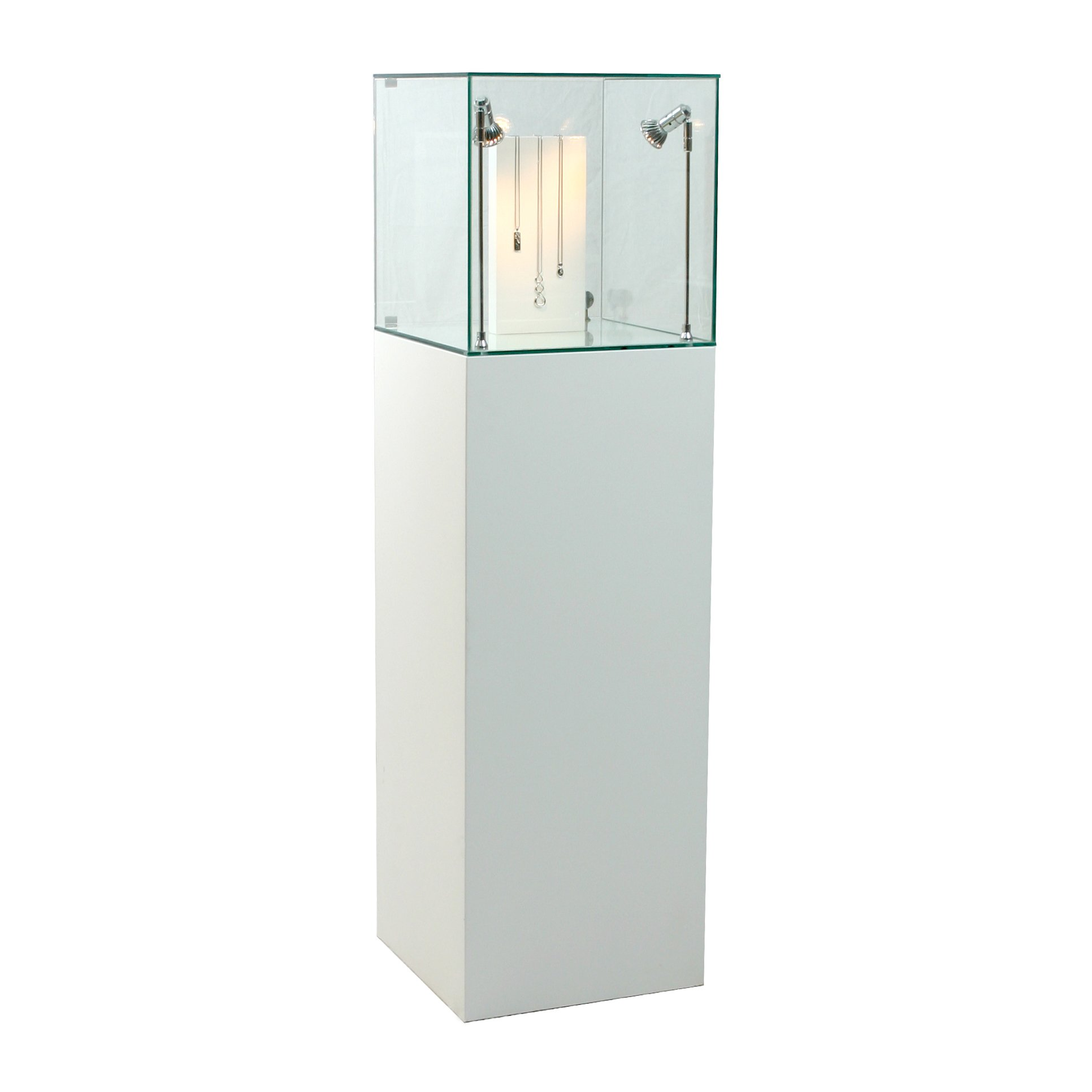 Exhibition Display Cabinets : Glass display cabinet cm