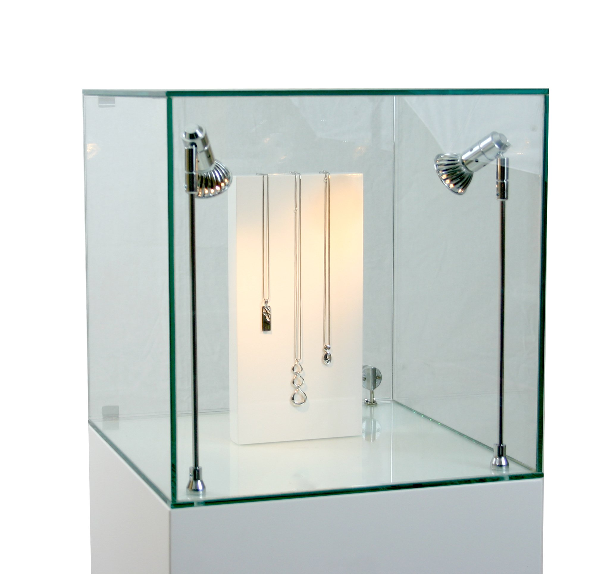 Glass Display Cabinet 40cm