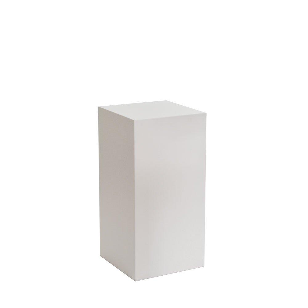 exhibition plinth 40cm x 40cm x 80cm exhibition plinths. Black Bedroom Furniture Sets. Home Design Ideas