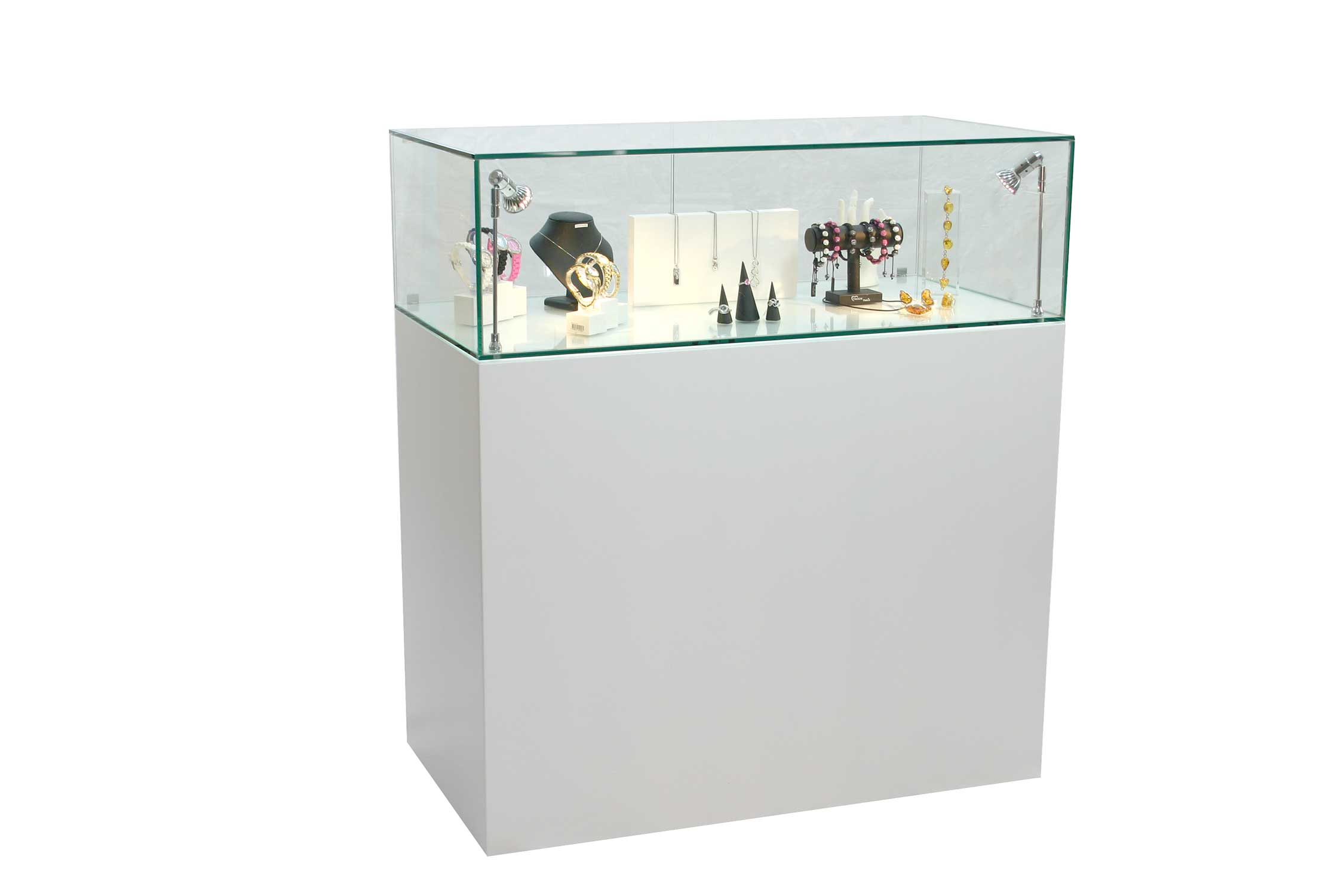 Jewellery Cabinet Uk Jewellery Display Cases Exhibitionplinthscouk