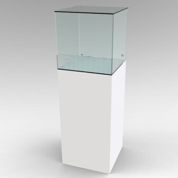 Exhibition Display Cases : Choosing glass display cases exhibitionplinths
