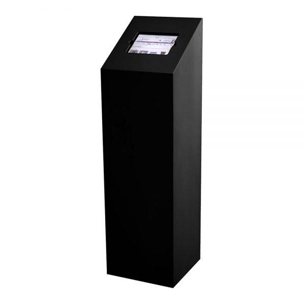 ipad floor stand lockable