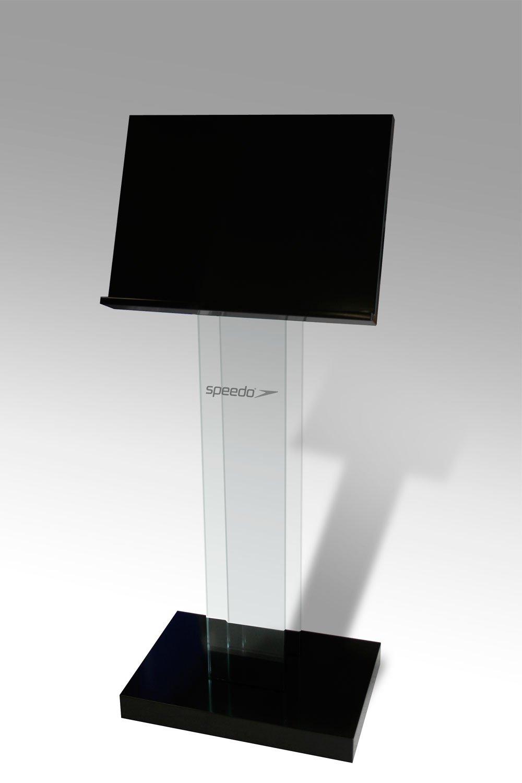 Exhibition Display Plinths : Bespoke plinths