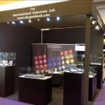 Jewellery Cabinet Hire