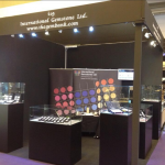 International Gemstones, Exhibition Plinths, IJL