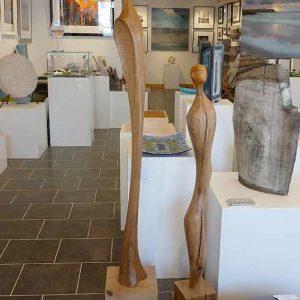 Art Gallery Display Plinths