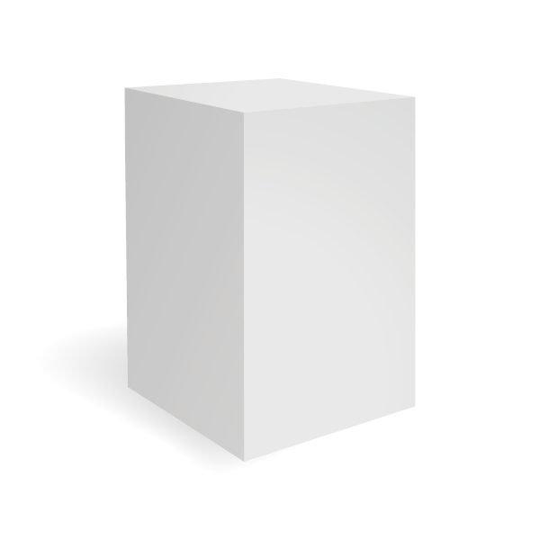 exhibition_plinths_white_plinth_60x60x80