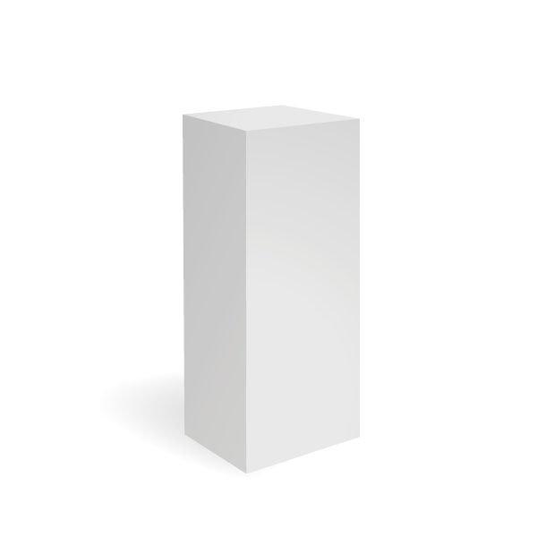 exhibition_plinths_white_plinth_30x30x80