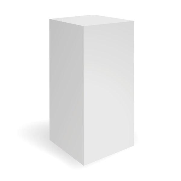exhibition_plinths_white_plinth_50x50x100