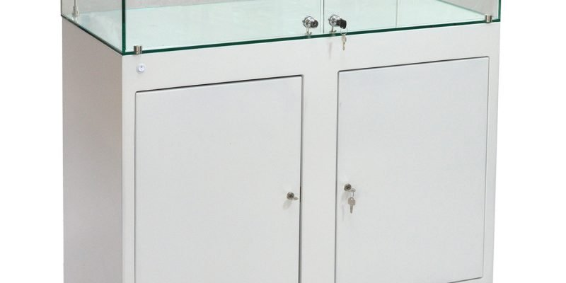 Exhibition Display Cabinets : Lockable glass display cabinets exhibitionplinths
