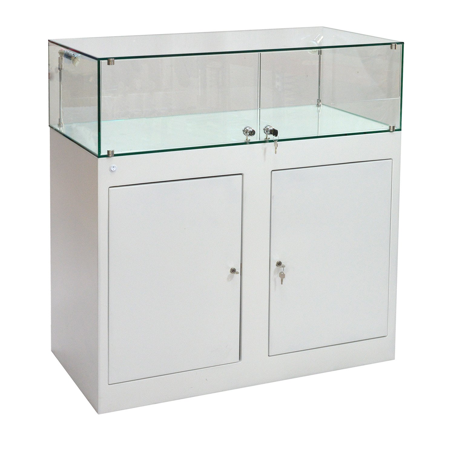 Lockable Glass Display Cabinets Exhibitionplinths