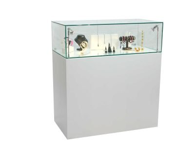 Glass Display Cabinets UK ExhibitionPlinths.co.uk