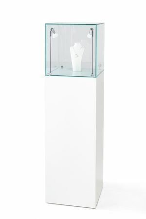 40cm-glass-display-cabinet-hire-exhibition-plinths