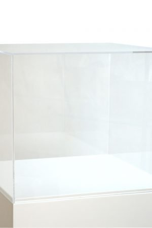Acrylic display Case Exhibition Plinths