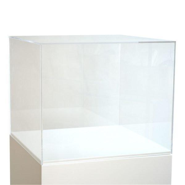 Acrylic display Case Exhibition Plinths