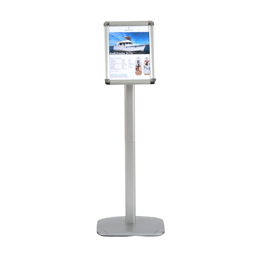 Exhibition Display Stands For Hire : Poster display stand exhibition plinths
