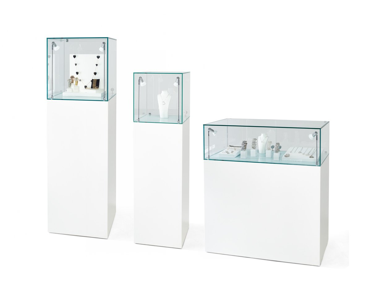 Exhibition Display Cabinets : Display cabinets for hire exhibitionplinths
