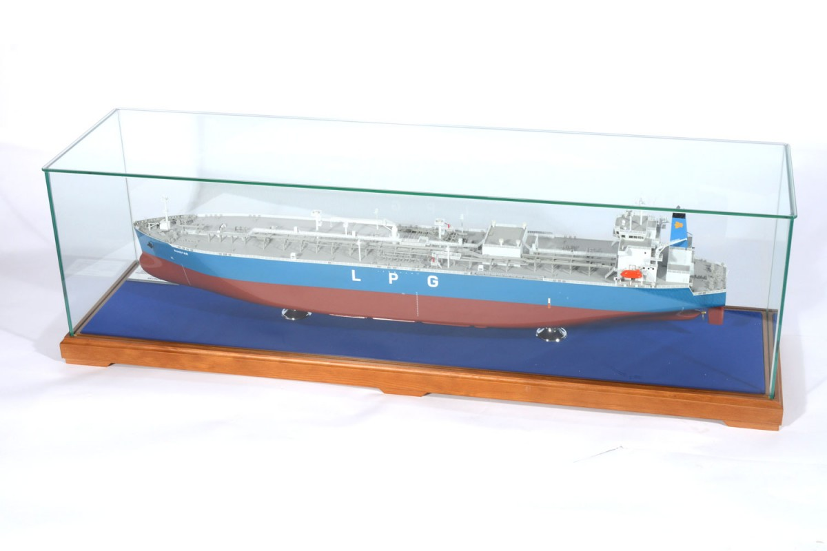 Model_Boat_Display_Case