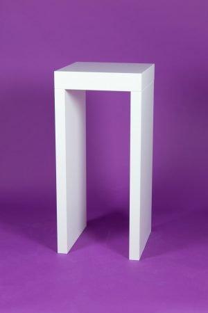 Collapsible Plinth Exhibition Plinths