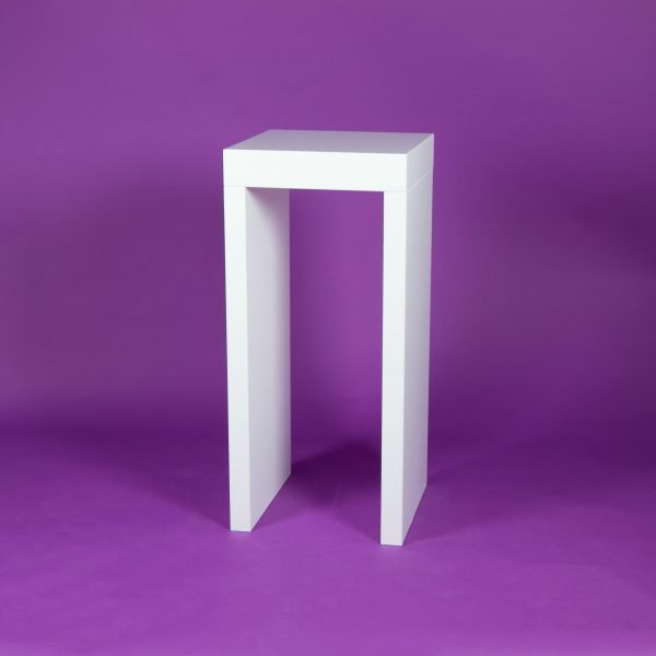 Collapsible Plinth Exhibition Plinths