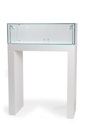 100cm Long Glass DIsplay Cabinet
