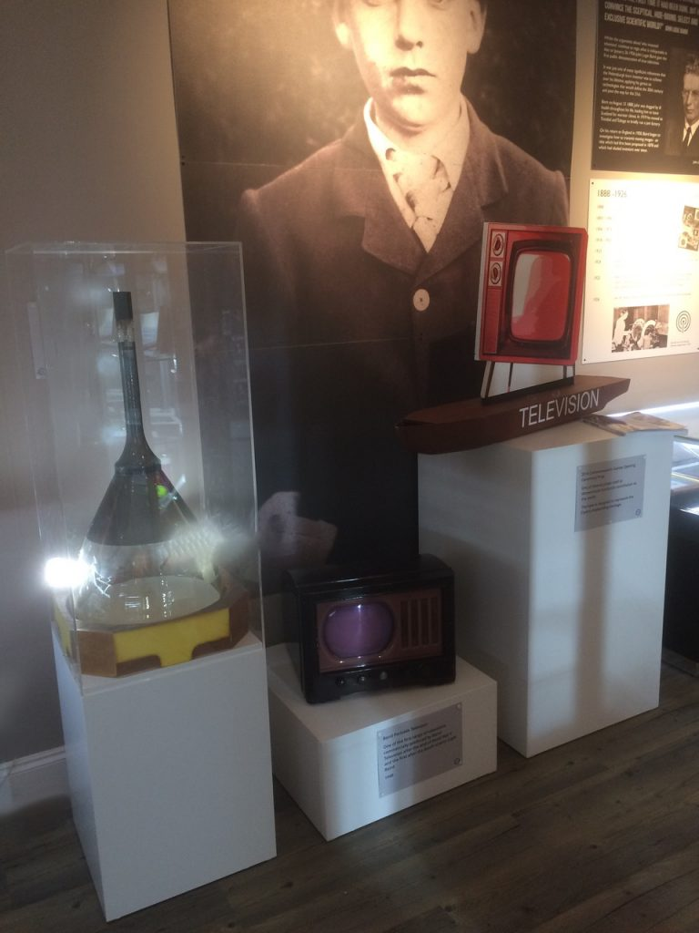exhibition plinths in Scotland
